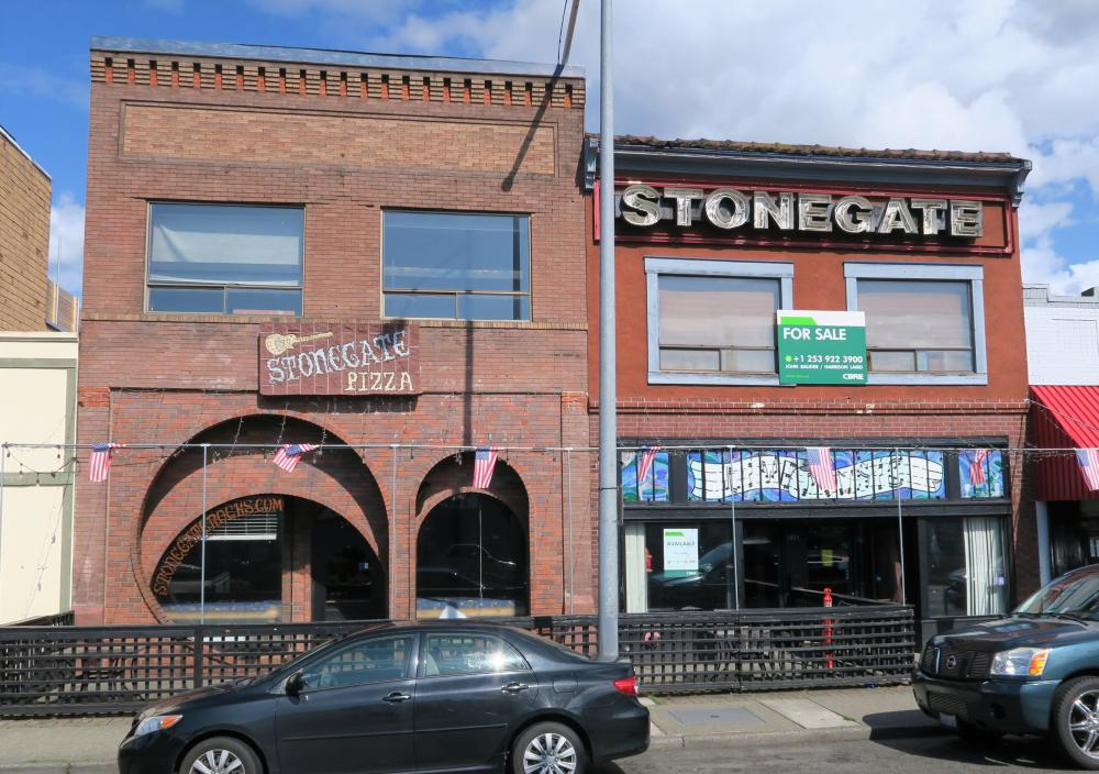 Stonegate Pizza and Rum Bar